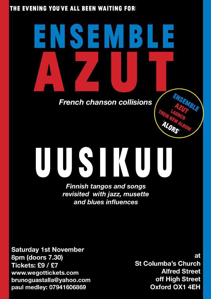 azut CD launch web